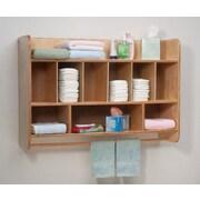 Whitney Bros. NewWave Hanging Diaper Storage