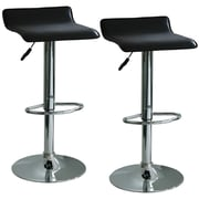 Buffalo Tools Ameri Home Adjustable Height Swivel Bar Stool (Set of 2)