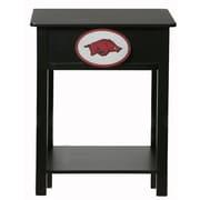 Fan Creations NCAA End Table; Arkansas