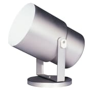 Dainolite Spot Pod 1 Light Wall Spotlight; Satin Chrome
