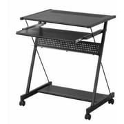 Wildon Home   Computer Desk; Black