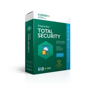 Kaspersky Total Security, 1 Year Subscription, 3 Users