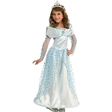 Child Blue Star Princess Costume, Small