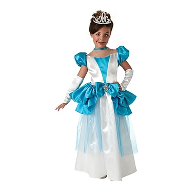 Child Crystal 610009L Princess Costume, Large