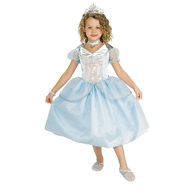 Child Crystal 885460S Princess Costume, Small