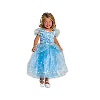 Costume de princesse Crystal 882713M pour enfant, moyen