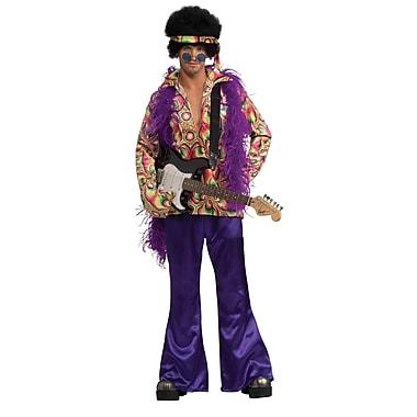 Adult Purple Daze Costume, Standard