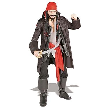Costume de Captain Cutthroat pour adulte, standard