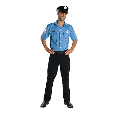 Adult Police Costume, X-Large