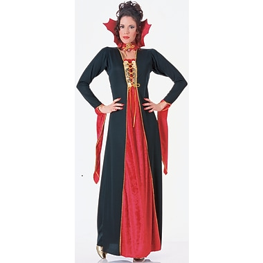 Costume de vampire gothique pour adulte, standard