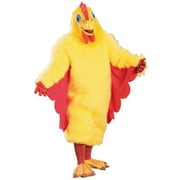 Adult Chicken Suit Costume, Standard