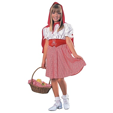 Child Red Riding Hood Costume, Large