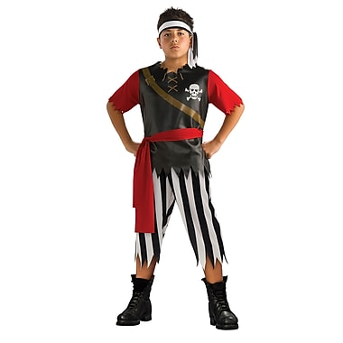 Child Pirate King Costume, Large