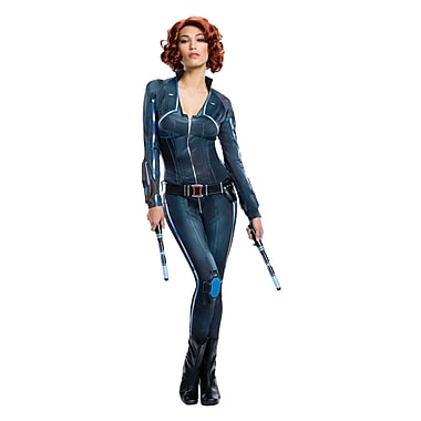 Adult Secret Wishes Black Widow Costume, X Small