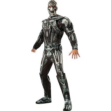 Adult Deluxe Avengers 2 Ultron Costume, X-Large