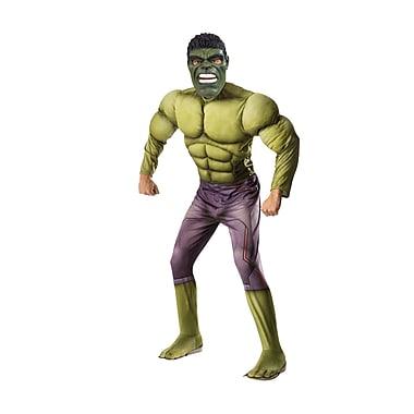 Costume de luxe Hulk Avengers 2, pour adulte