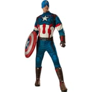 Adult Deluxe Avengers 2 Captain America Costume