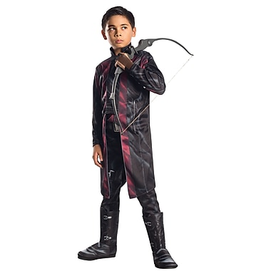 Child Deluxe Avengers 2 Hawkeye Costume, Large