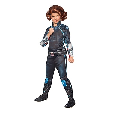 Child Deluxe Avengers 2 Black Widow Costume, Large