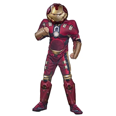 Child Deluxe Avengers 2 Hulk Buster Costume, Small
