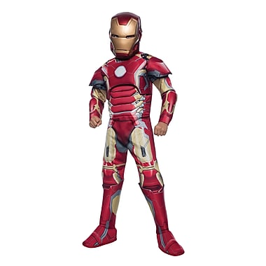 Child Deluxe Avengers 2 Iron Man Mark 43 Costume