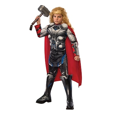 Child Deluxe Thor 2 Hulk Costume