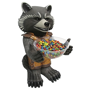 Guardians of the Galaxy Rocket Raccoon Candy Bowl Holder