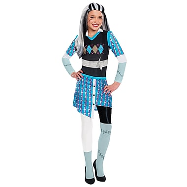 Monster High Frankie Stein Costume, Large
