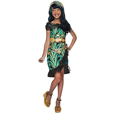Monster High – Costume de Cleo de Nile, petit