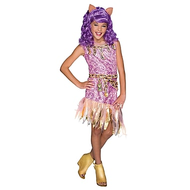 Monster High – Costume de Clawdeen Wolf, grand