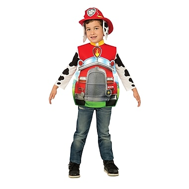 Paw Patrol Marshall Ride On Candy Catcher Costume