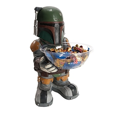 Star Wars EP III Boba Fett Candy Bowl and Holder
