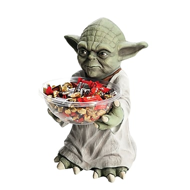 Statuette porte-bonbons de Yoda de Star Wars ÉP III