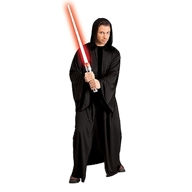 Adult Star Wars Clone Wars Hooded Sith Robe , X-Large