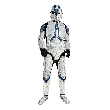 Costume de luxe Clonetrooper de Star Wars ÉP III pour adulte, standard