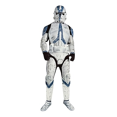 Adult Deluxe Star Wars EP III Clone Trooper Costume , X-Large