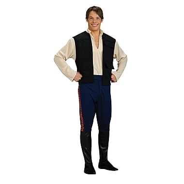 Adult Deluxe Star Wars Classic Han Solo Costume , X-Large