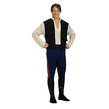 Costume de luxe Han Solo classique de Star Wars pour adulte, X-grand