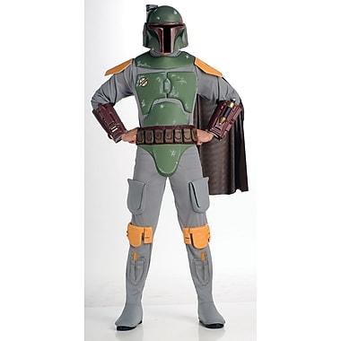 Costume de luxe Boba Fett classique de Star Wars pour adulte, standard