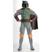 Adult Deluxe Star Wars Classic Boba Fett Costume