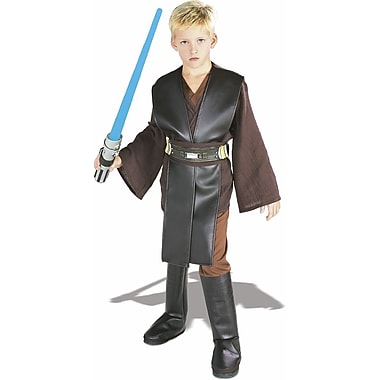 Costume de luxe d'Anakin Skywalker de Star Wars ÉP III pour enfant, grand