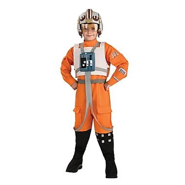 Costume de pilote de X-Wing Fighter classique de Star Wars pour enfant, moyen