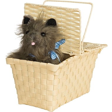 Wizard of Oz Toto in the Basket