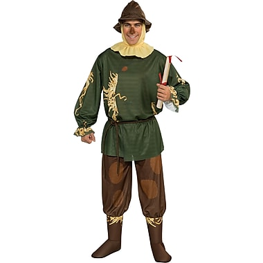 Adult Wizard of Oz Scarecrow Costume, Standard