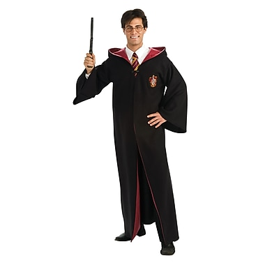 Adult Deluxe Harry Potter Deathly Hallows Robe, Standard