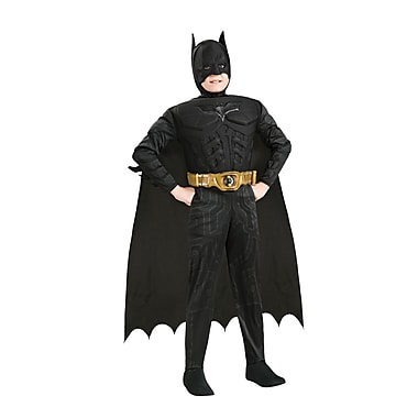Child Deluxe The Dark Knight Rises Batman Costume, Large
