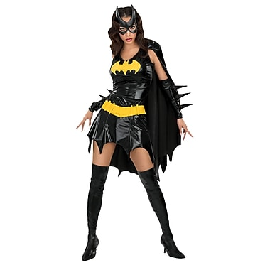 Secret Wishes – Costume de Batgirl pour adulte, grand