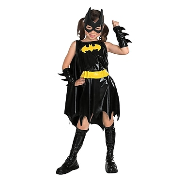 Child DC Comics Batgirl Costume, Small