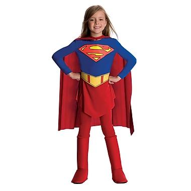 DC Comics – Costume Supergirl pour enfant, moyen