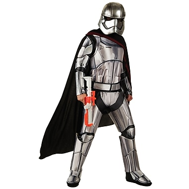 Costume de luxe capitaine Phasma de Star Wars ÉP VII pour adulte, X-grand